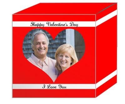 Single Heart Valentine Boxes