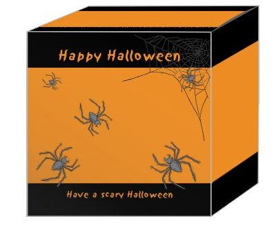 Spider Halloween Boxes