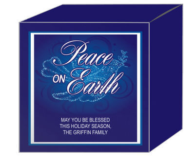 Peace Dove Christmas Gift Boxes