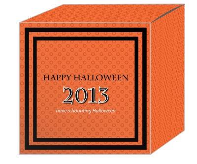 Jack O Lantern Halloween Boxes