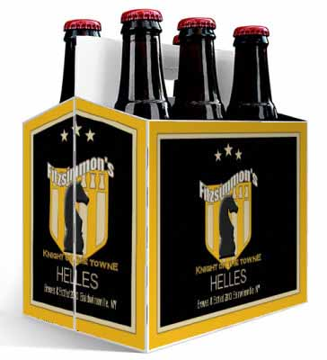 Knight 6 Pack Beer Carrier