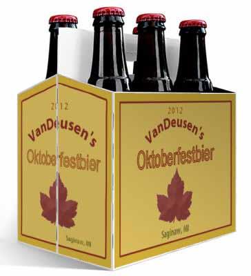 Leaf 6 Pack Beer Carrier