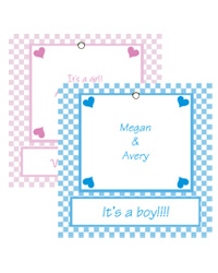 Little Love Baby Hang Tag