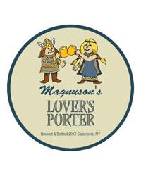 Lovers Beer Coasters