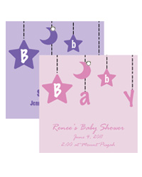 Mobile Baby Hang Tag
