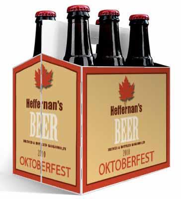 Oktober 6 Pack Beer Carrier
