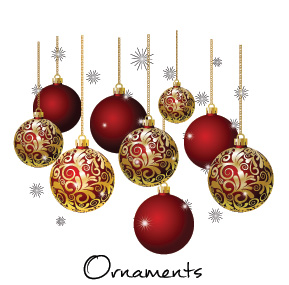 96 shapes sizes christmas ornaments business holiday cards - Business Christmas Cards