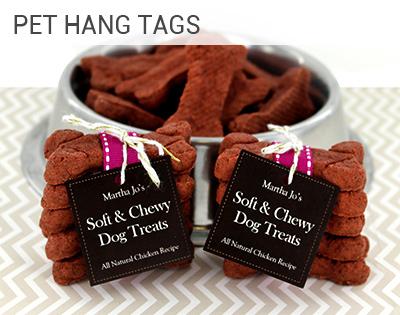 Pets Hang Tags