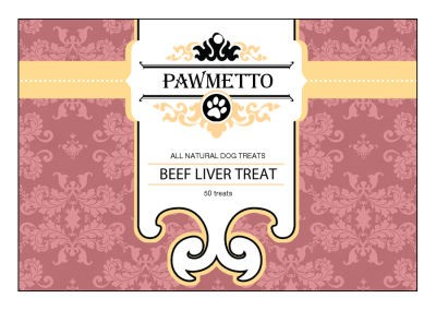 Pedigree Pets Favor Tag