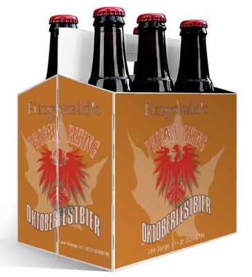 Phoenix 6 Pack Beer Carrier