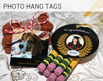 Photo Hang Tags