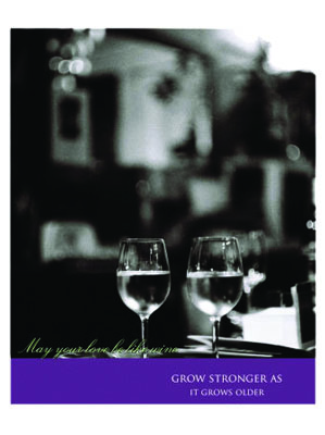 Wine Photo Labels with Text