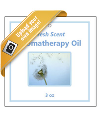 Pure Bath and Body Favor Tag