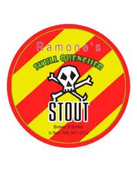 Skull Beer Coasters