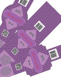 Blackberry Soap Band Labels