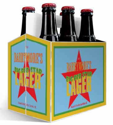 Star 6 Pack Beer Carrier