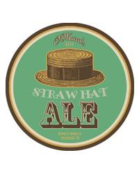 Straw Beer Coasters