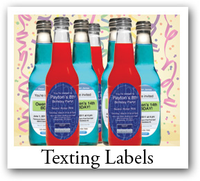 Texting Labels