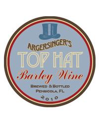 Top Hat Beer Coasters