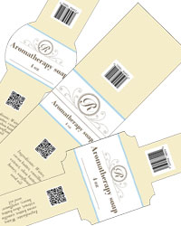 Tranquil Soap Labels