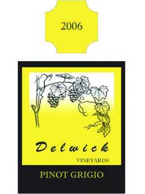 Tree Wine Label