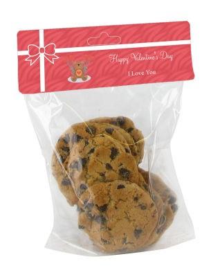 Valentine Bag Topper - Bag Included