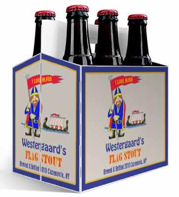 Viking 6 Pack Beer Carrier