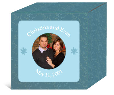 Empire Wedding Favor Boxes