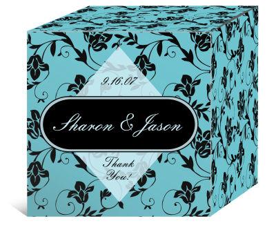 Floral Favor Boxes