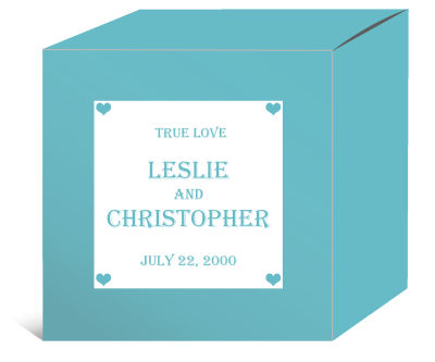 Minihearts Romantic Boxes