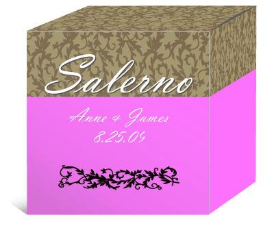 Rococo Favor Boxes