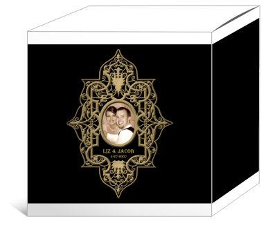 Renaissance Party Favor Boxes