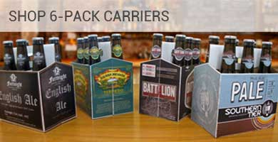 custom six pack carrier - six pack carrier can be fully customized
