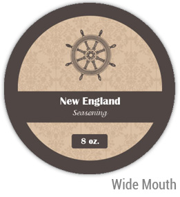 New England Wide Mouth Ball Jar Topper Insert