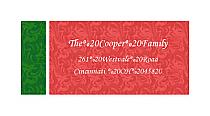 Christmas Romanesque Design Address Labels