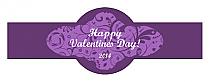 Valentine Serenity Fancy Cigar Band Labels