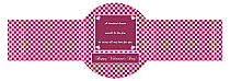 Valentines Day Hundred Hearts Cigar Band Labels