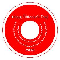 Valentine Classical CD