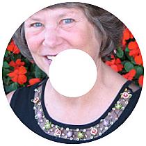 CD Birthday Photo Labels