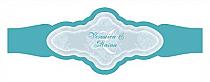 Monogram Cigarband Fancy 3.27x1.16