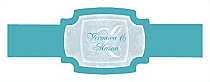 Monogram Cigarband Buckle 3.27x1.16