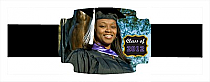 Drive Graduation Buckle Cigar Band Labels