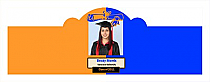 Graduate Billboard Cigar Band Labels