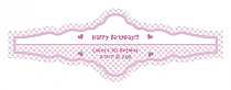 Little Love Baby Fancy Cigar Band Labels
