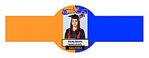Graduate Cigar Band Labels