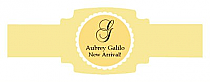 Ruffles Baby Buckle Cigar Band Labels