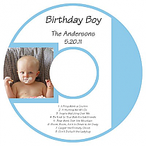 CD Baby ABC Labels 4.625x4.625