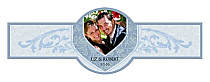 Romanesque Cigarband 3.27x1.16