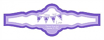 Banner Baby Fancy Cigar Band Labels