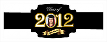 Congrast Graduation Buckle Cigar Band Labels